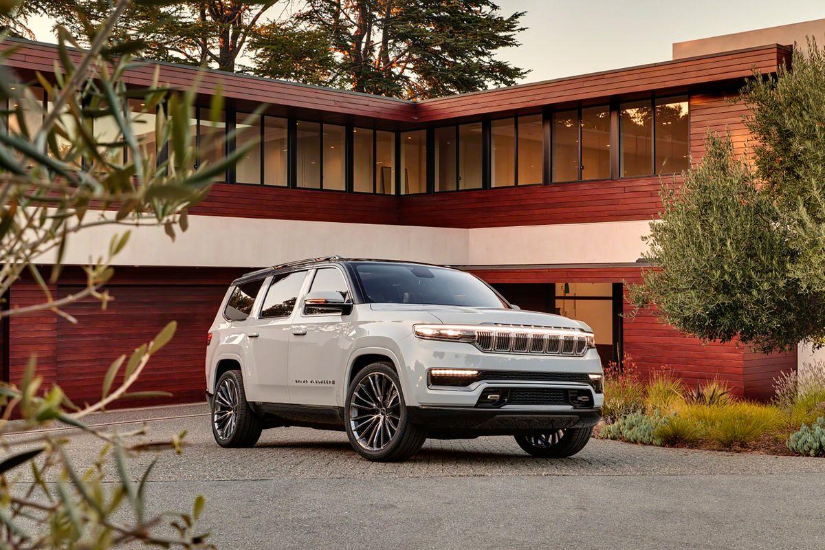 Jeep Grand Wagoneer Returns As A 100k Plus Full Size Luxury Suv
