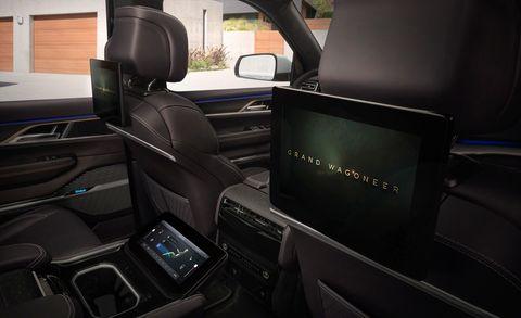 khái niệm xe jeep grand wagoneer