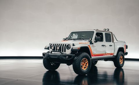 Jeep S 2019 Easter Safari Concepts Gladiator And Pickup Based Concepts