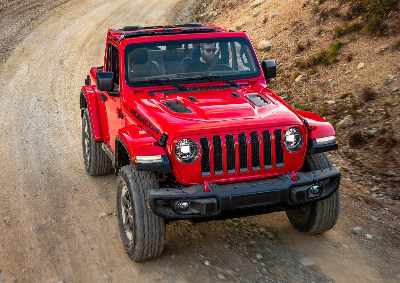 Jeep Wrangler. Image