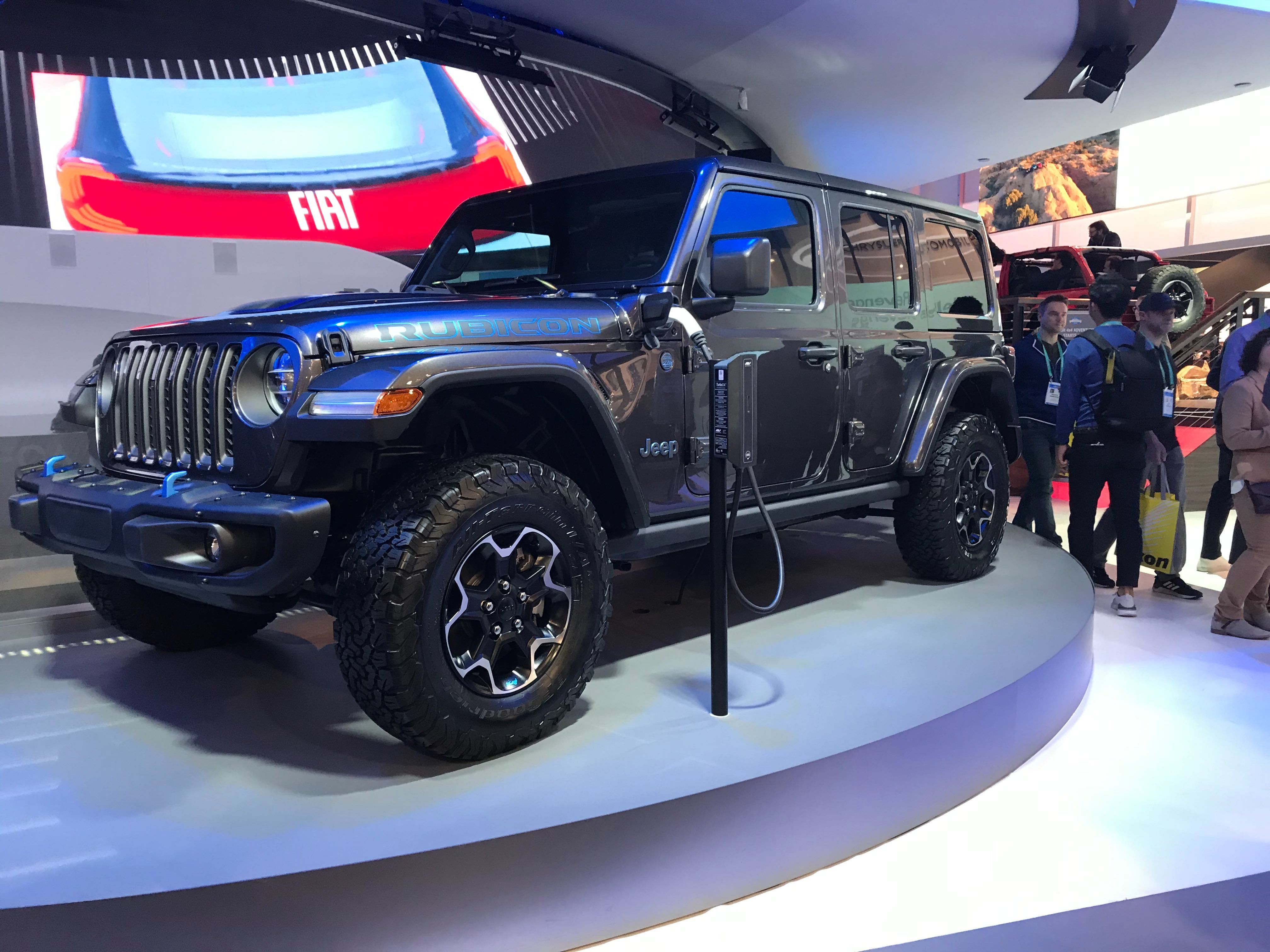 Jeep Teases Video Of Quiet Plug In Hybrid Wrangler 4xe