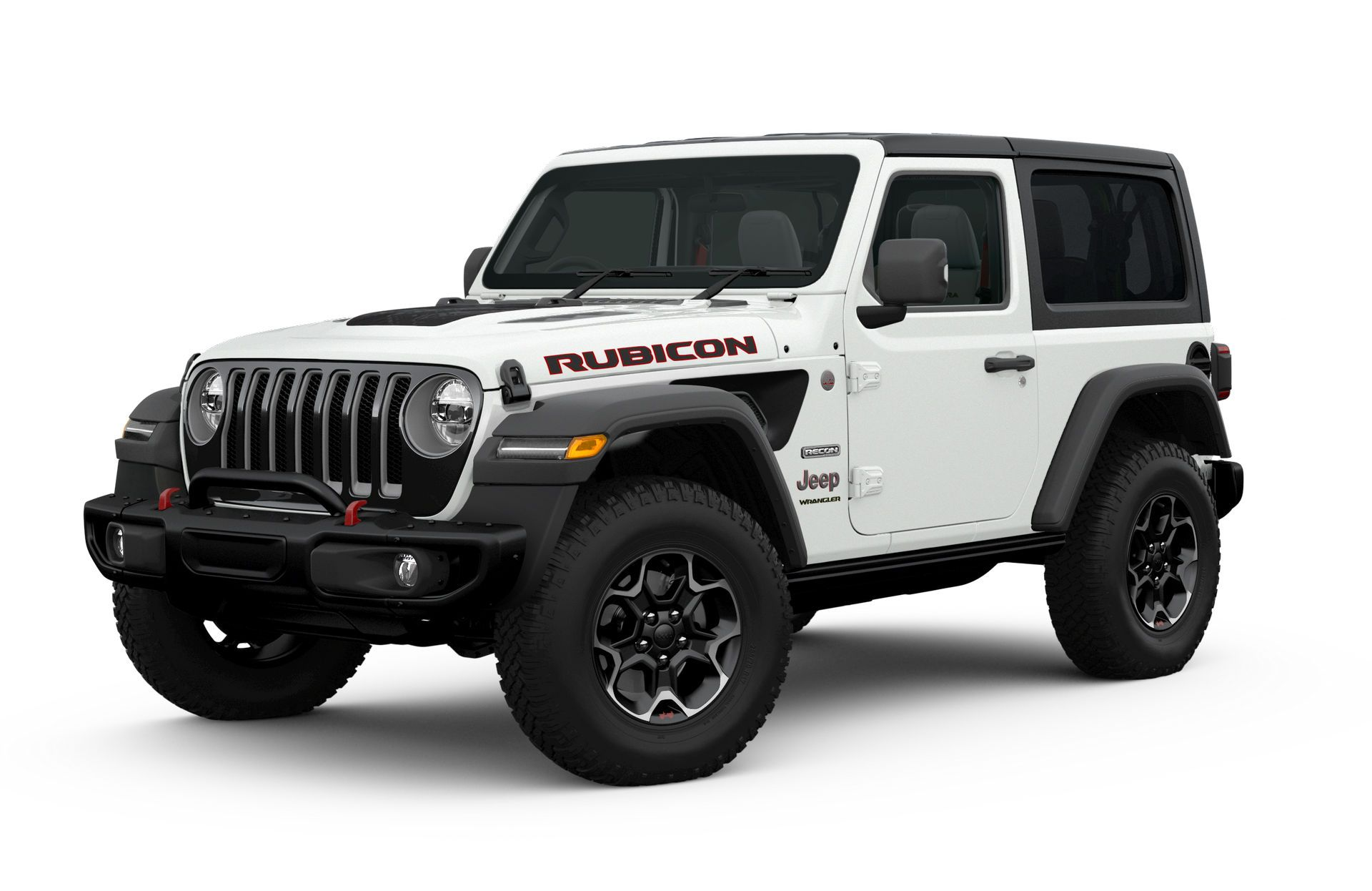 2020 Jeep Wrangler Rubicon Performance and New Engine