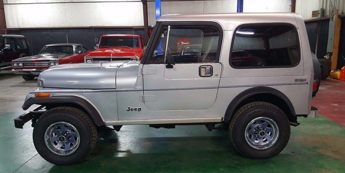 Jeep Los Angeles >> You Must Buy This Incredibly Clean Jeep CJ7 Survivor
