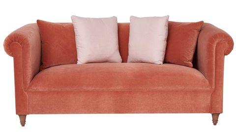 Jeeves velvet sofa