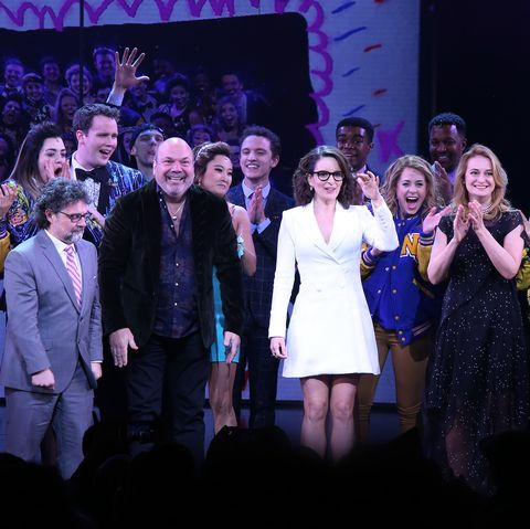 """""""Mean Girls"""" Broadway Opening Night - Arrivals & Curtain Call"""