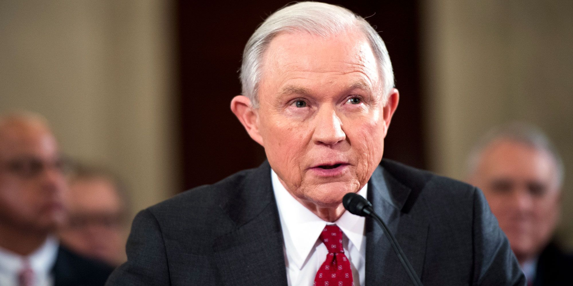 Meet Jeff Sessions - Who Is Donald Trump's Attorney General Jeff Sessions