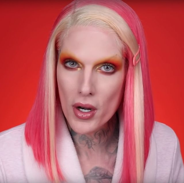 Jeffree Star Discontinued His Thirsty And Alien Palettes For 2020