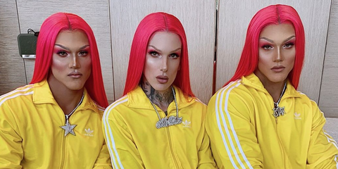 jeffree star dolan twins makeover