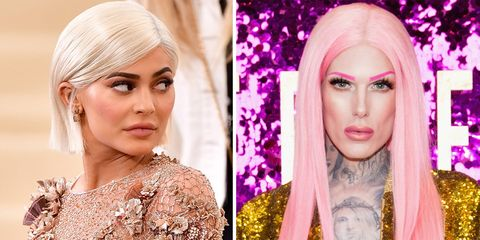 a15915e82e75 A Definitive Timeline of Kylie Jenner's Messy Feud With Jeffree Star