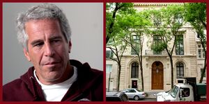 Jeffrey Epstein Manhattan House