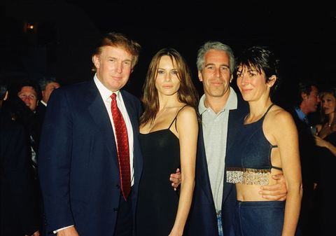 jeffrey epstein, donald trump, connection, friendship
