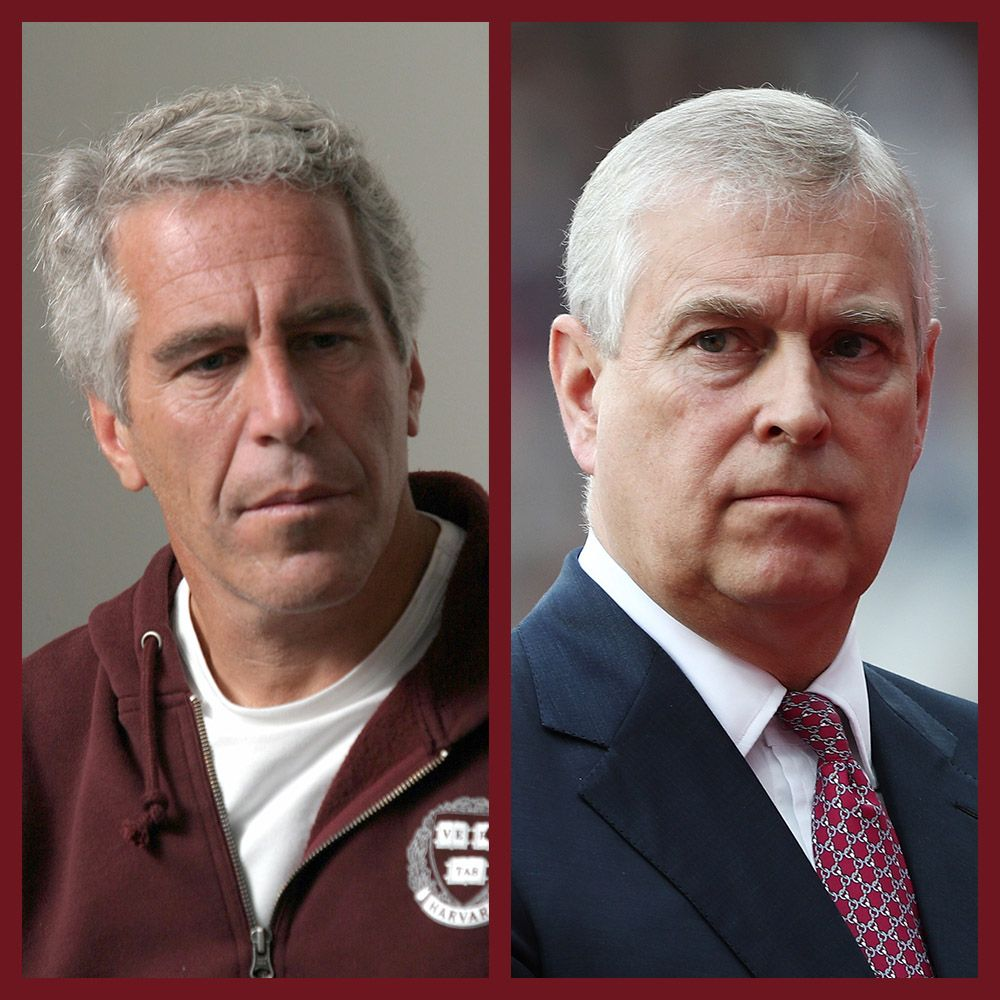 Jeffrey Epstein S Connections To Prince Andrew And The Royal Family