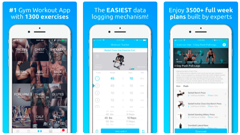 a7676abe5a 20 Best Fitness Apps For iOS and Android 2019 - Best Workout Apps