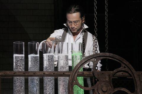 """""""Jekyll & Hyde"""" en Broadway"""