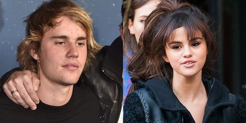 what did justin do to selena
