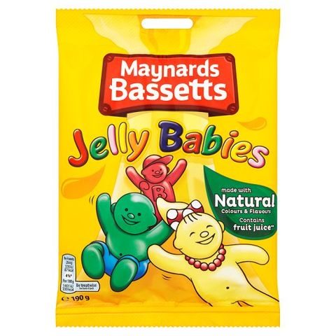 Energy Gels Vs Jelly Sweets