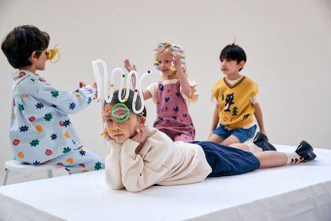 韓系童裝品牌 jelly mallow來台灣開快閃店