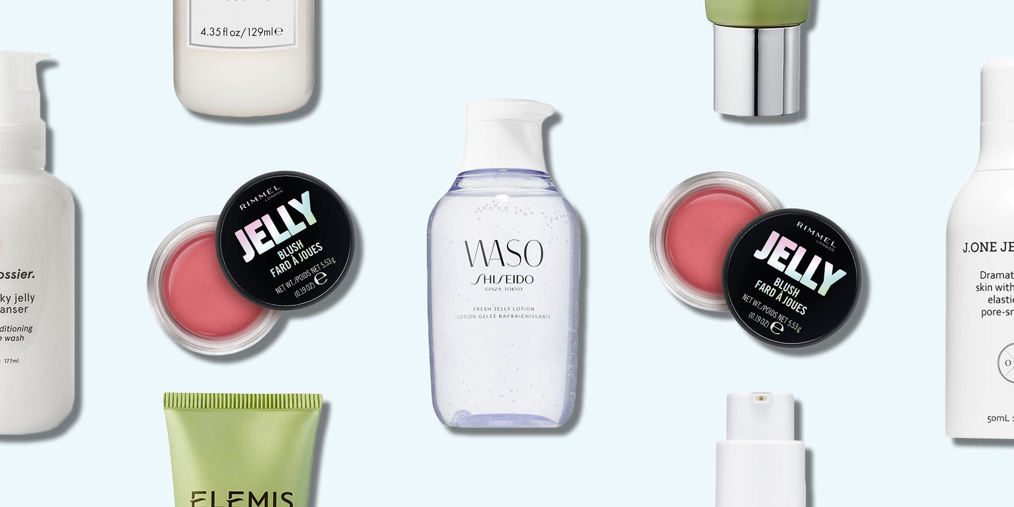 12 Jelly-Textured Make-Up, Skin And Hair Products That'll Bring Out Your Inner Child