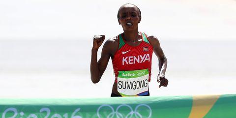 Athletics Marathon - Olympics: Day 9