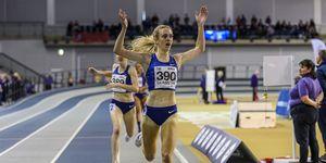 Jemma Reekie sets 800m record