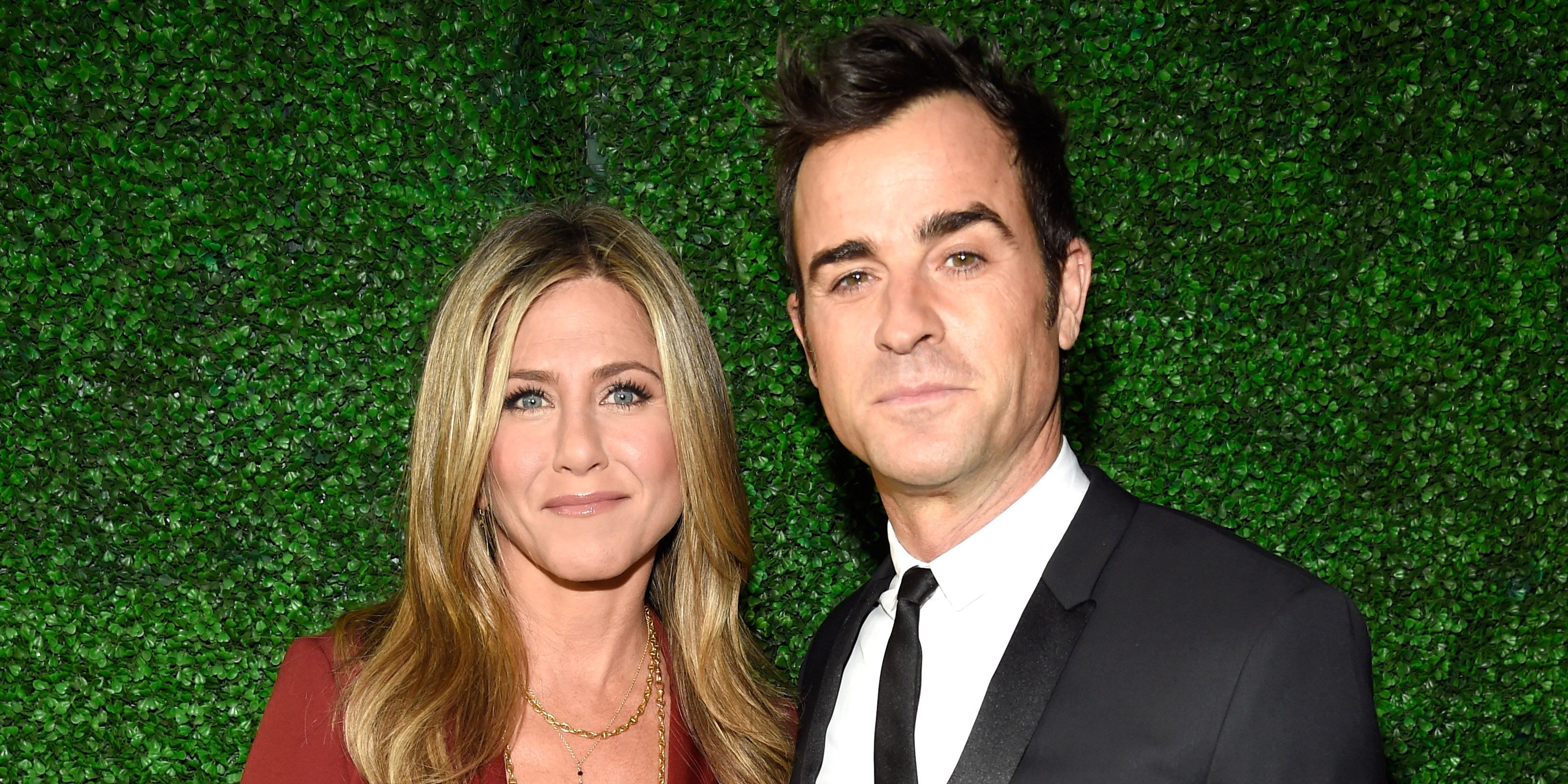 Were Jennifer Aniston and Justin Theroux legally married?