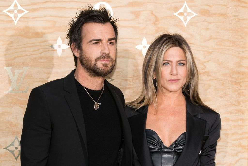 Jennifer Aniston's Ex-Husband Justin Theroux Commented On Her Instagram