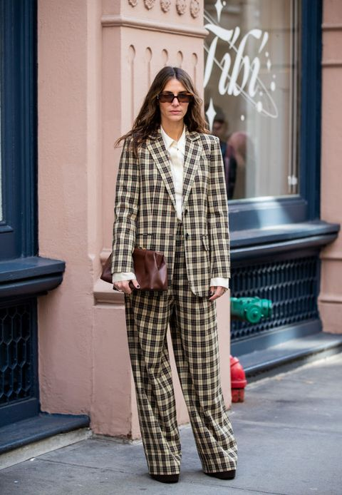 Street Style - Day 3 - New York Fashion Week February 2020
