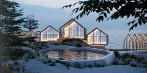 Jendretzki planea crear un hotel flotante en una isla de Nueva York