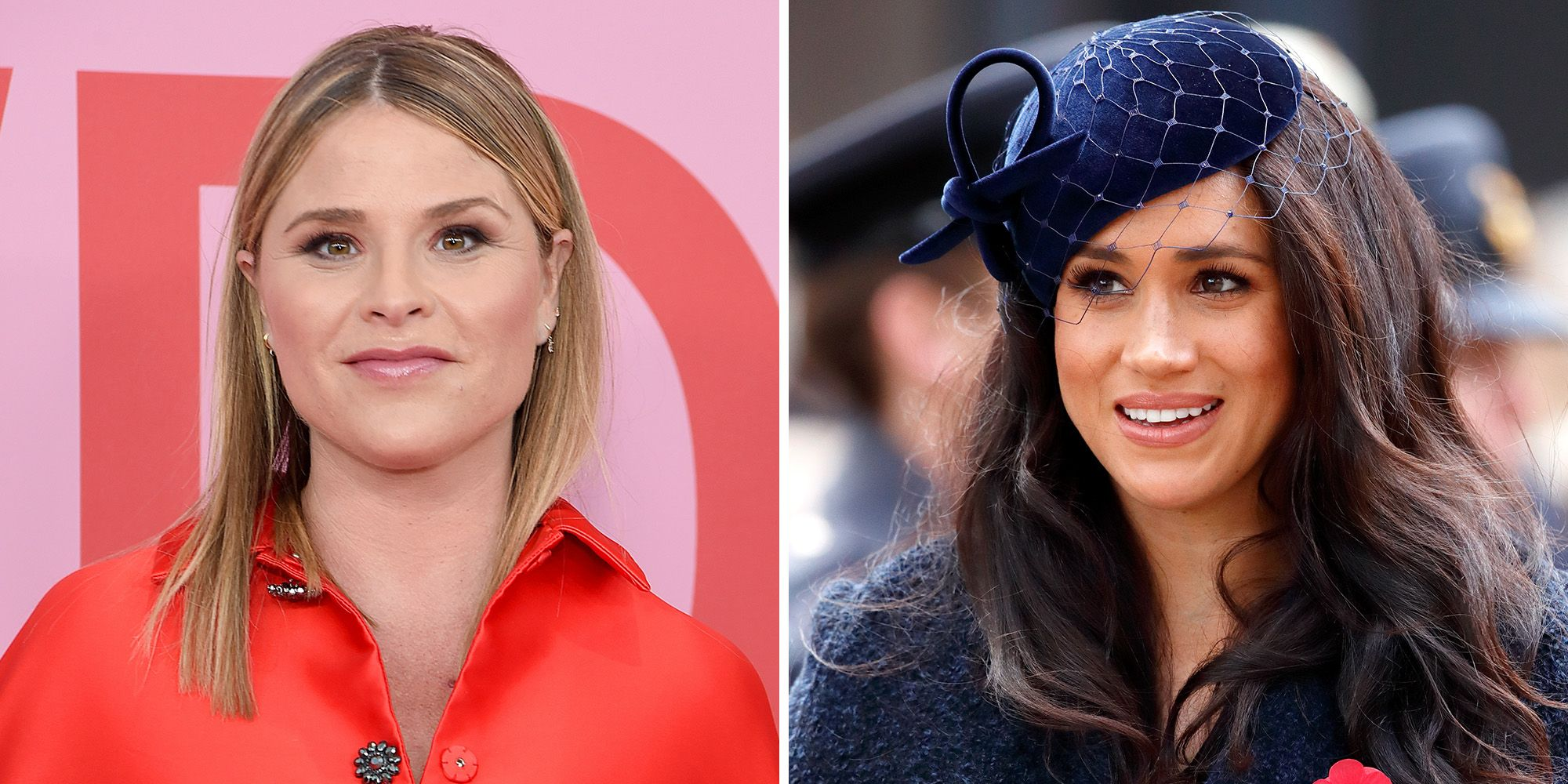 Jenna Bush Hager Defends Meghan Markle Against Mom-Shamers on 'TODAY'