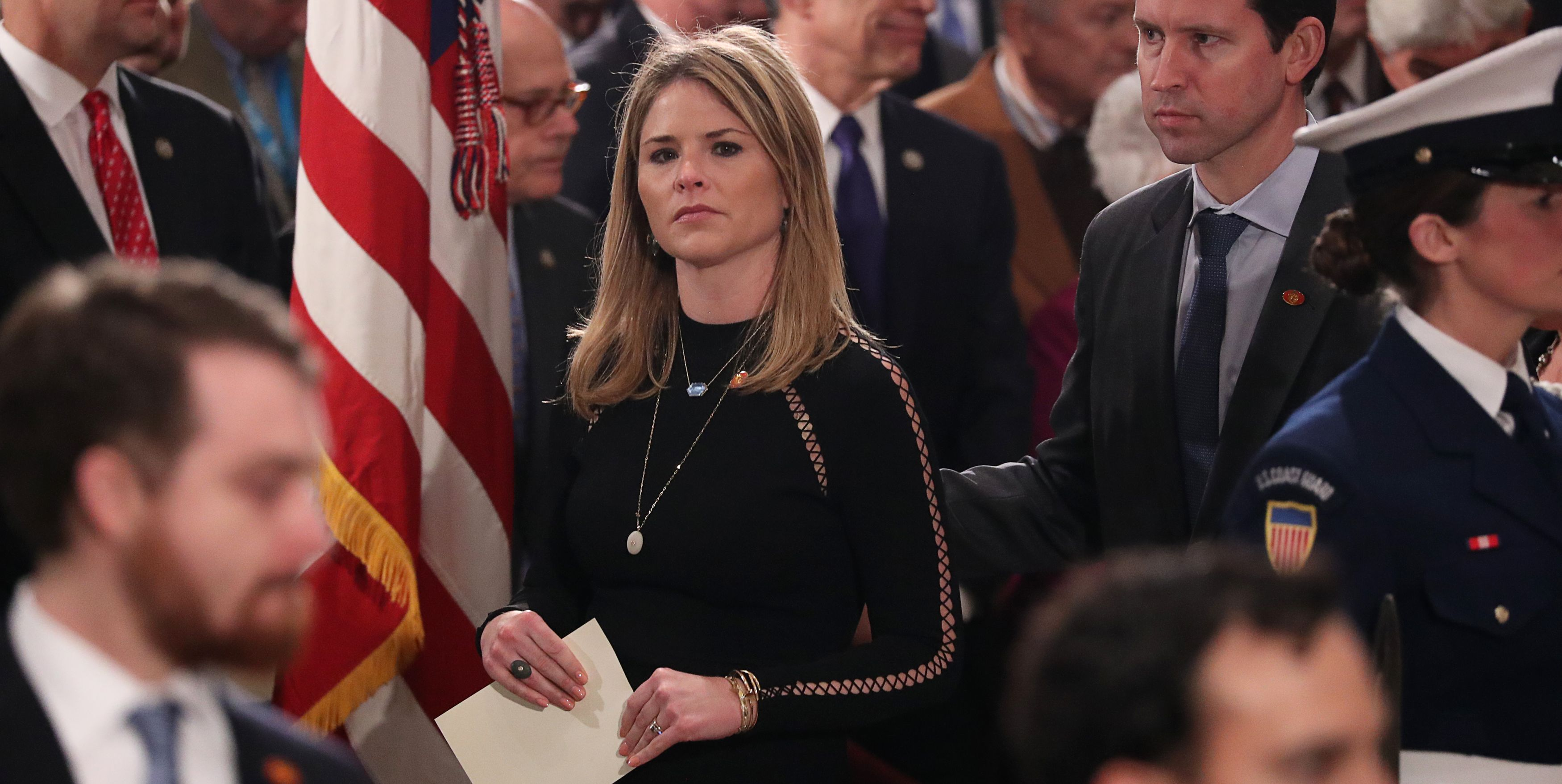 Jenna Bush Hager Shares How it Feels to Lose Someone in the Public Eye