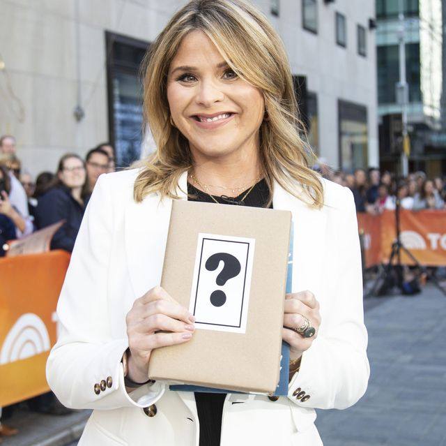 a list of jenna bush hager's book club picks as revealed on the 'today' show