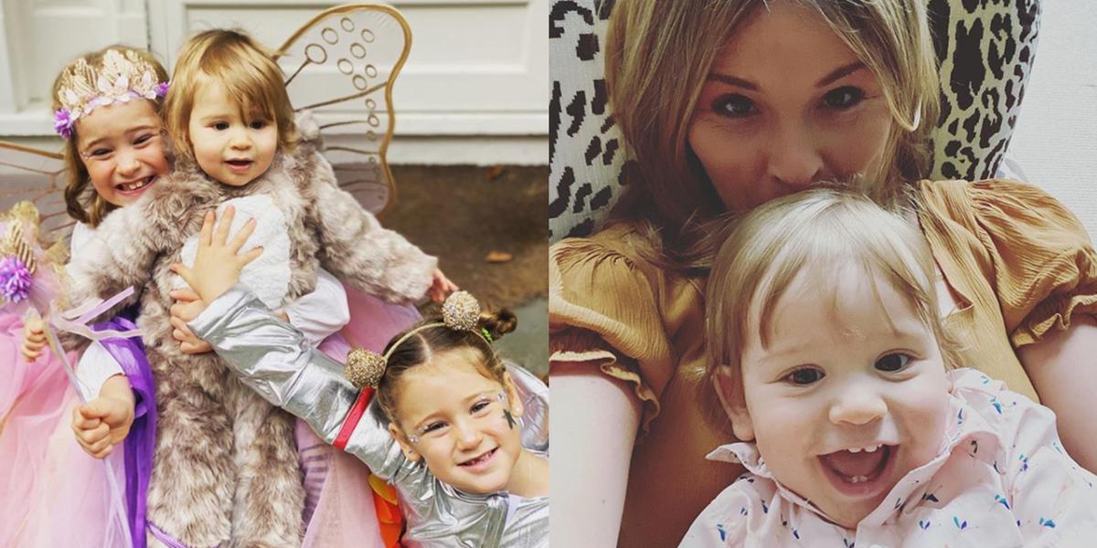 Jenna Nush Hagar Halloween 2020 Jenna Bush Hager's Reveals Her Kids' 2020 Halloween Costumes