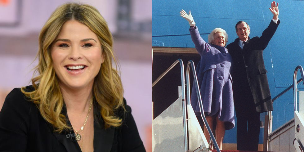 Jenna Bush Hager Says Her New Book Will Have a Special Tie to Her Grandparents