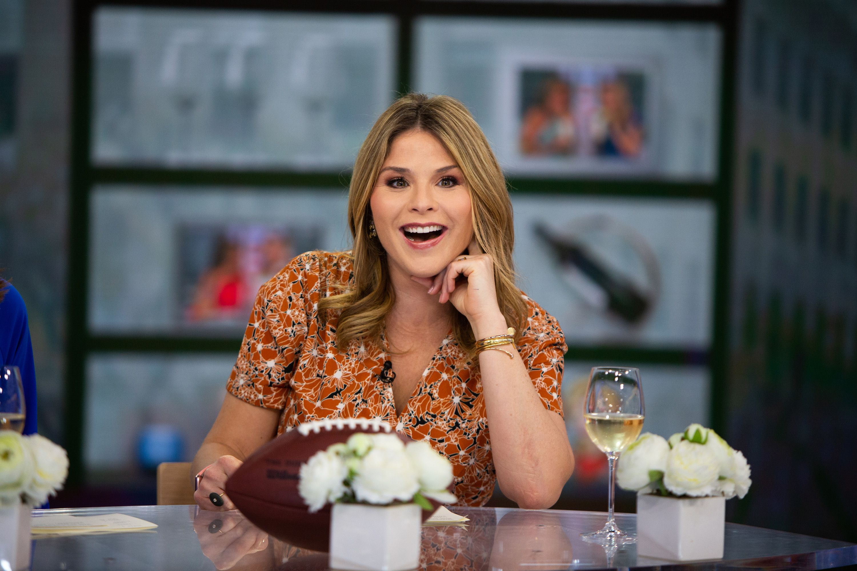 Jenna Bush Hager Calls Out Reporters For Questions About Royal Baby