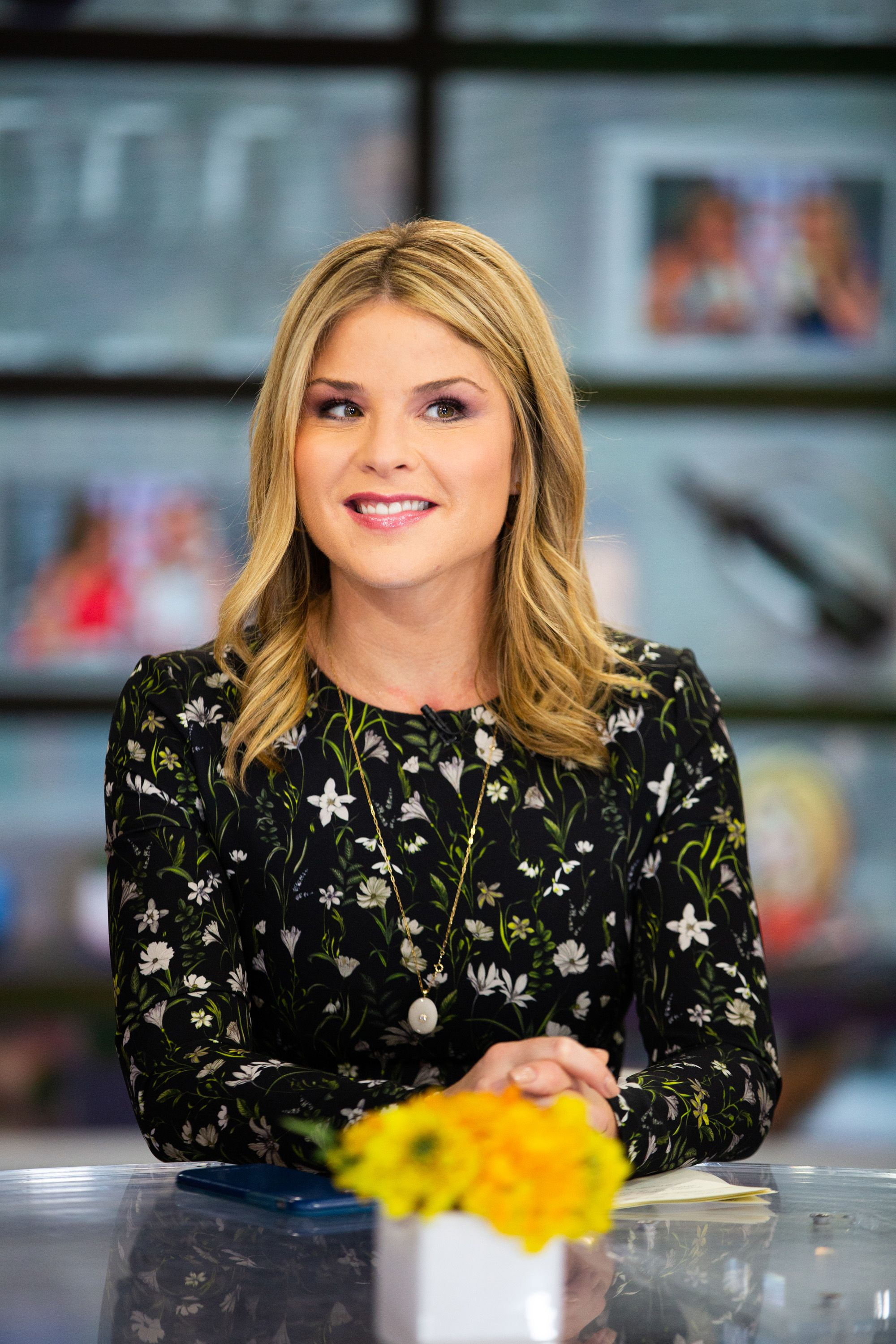 Jenna Bush Hager Reacts To Megyn Kellys Blackface Comments On