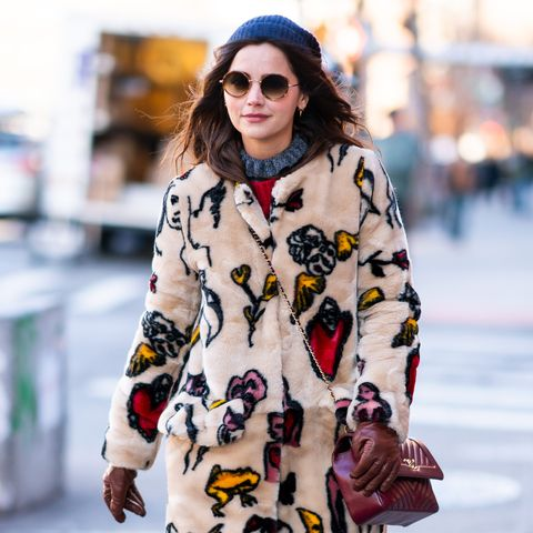 Celebrity Sightings In New York City - January 11, 2019