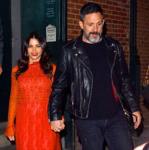 Celebrity Sightings in New York City - October 23, 2019
