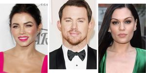 jenna dewan reaction to channing tatum dating jessie