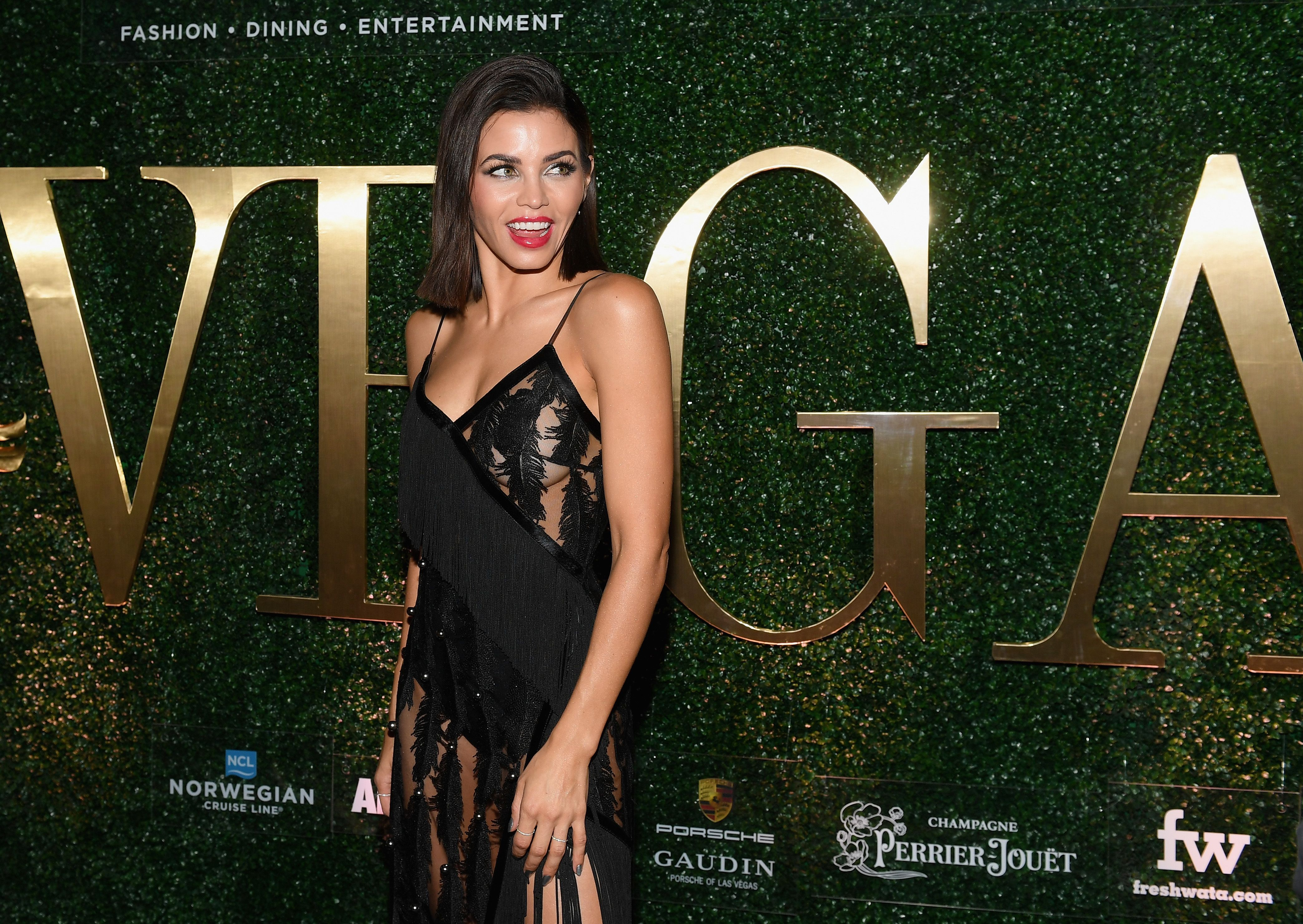 Jenna Dewan Opens Up About Life After Channing Tatum at Vegas Magazine  Party - Jenna Dewan Talks About Channing Tatum