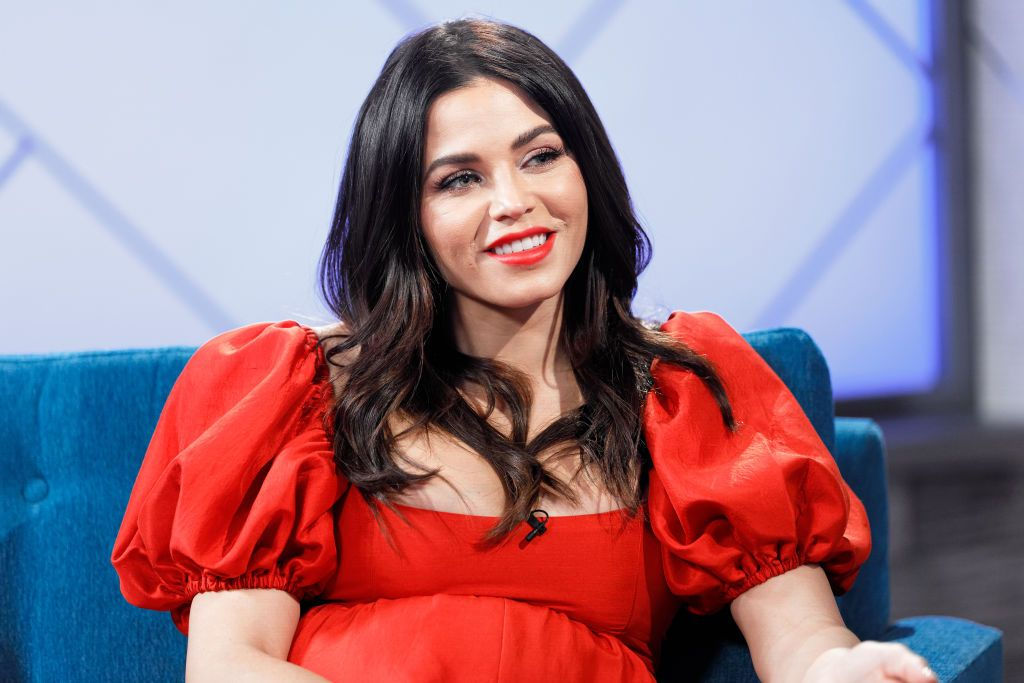Jenna Dewan's Engagement Ring Was Designed with the Help of This Twilight Star