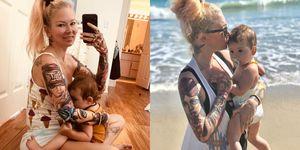 jenna jameson breastfeeding keto