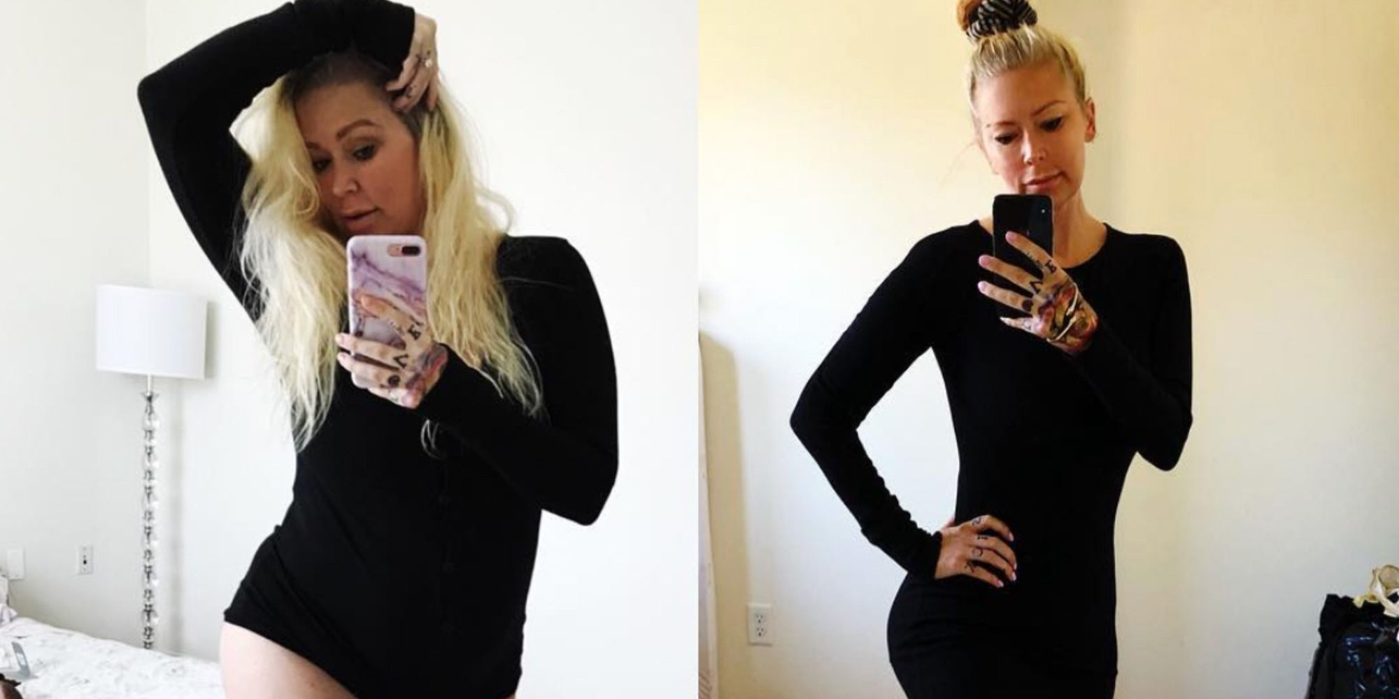 Jenna Jameson Says She's Eating More Calories To Stay At 125 Pounds