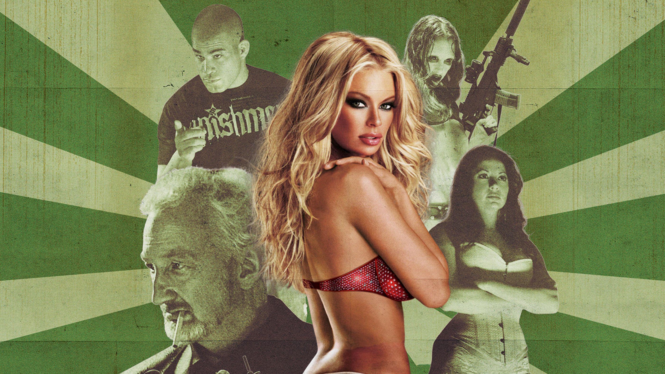10 estrellas del porno que han salido en películas de terror