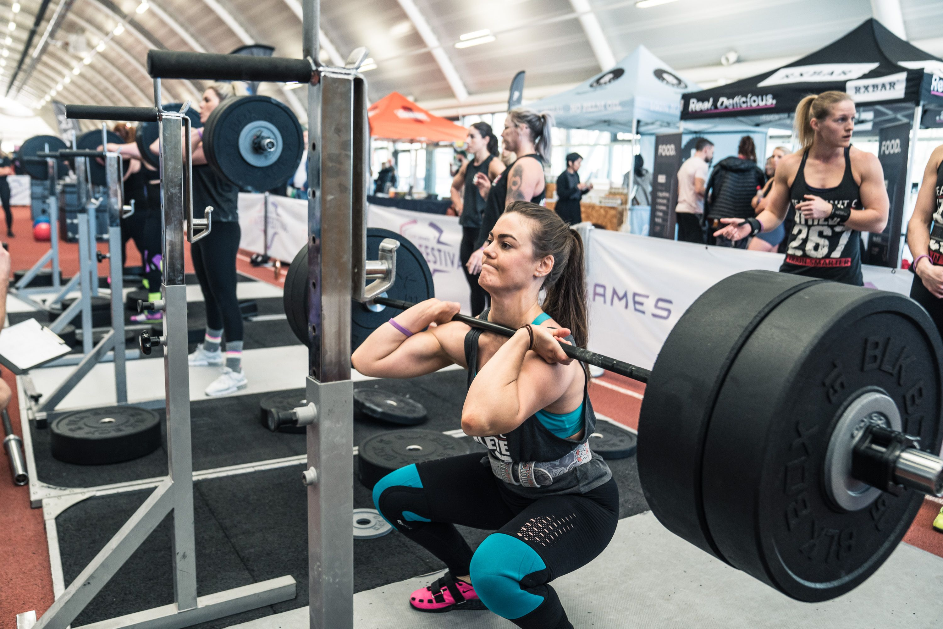 Turf Games Fittest Women Share the Fitness and Food that Got them a Win