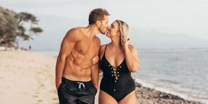"""""""Curvy"""" Instagrammer claps back at critics who wonder how she landed her husband"""