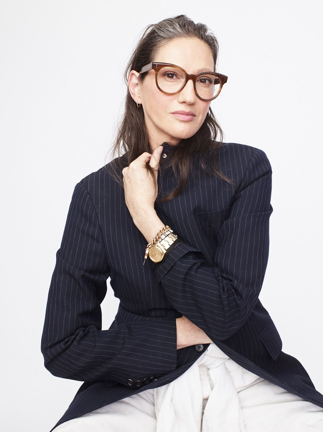 Jenna Lyons Just Launched False Lash Brand Loveseen
