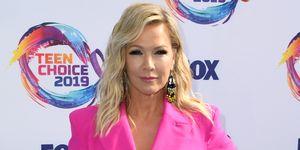 jennie garth responds to 90210 backlash - FOX's Teen Choice Awards 2019 - Arrivals