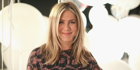 Jennifer Aniston has given fans a glimpse inside her California home