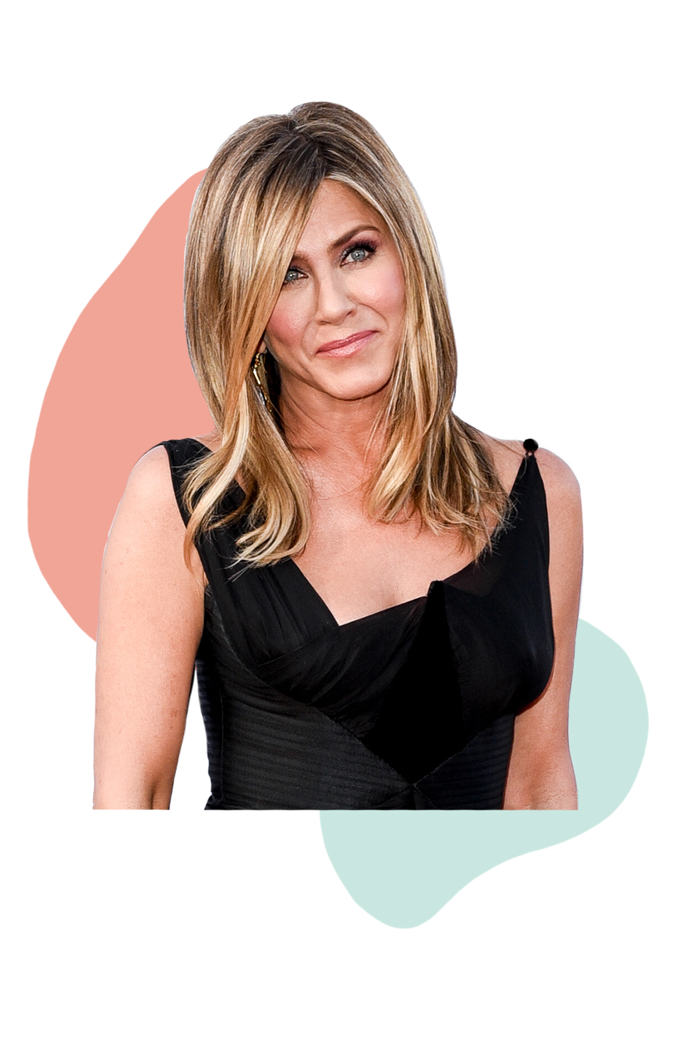 "Jennifer Aniston ""CBD helps with pain, stress, and anxiety,"" Aniston told US Weekly , adding that it offers her all the benefits of marijuana without making her high. Unfortunately for us, the actress didn't comment on her preferred method of utilizing said benefits, but CBD is regularly taken as a tincture or used as a muscle rub."