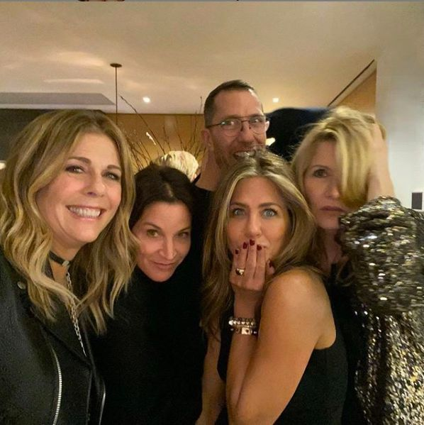 How Did Jennifer Aniston Spend Christmas 2020 How Jennifer Aniston is celebrating Christmas